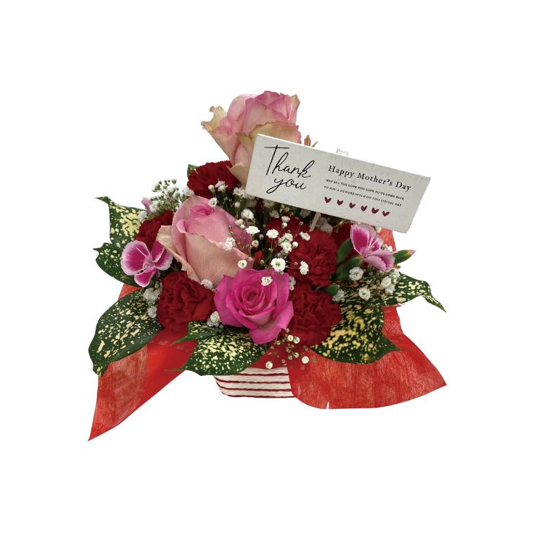 写真:florist 花暦 フラワーアレンジメント