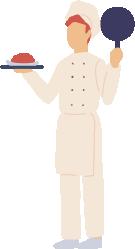 アイコン:Cafe &Restaurant