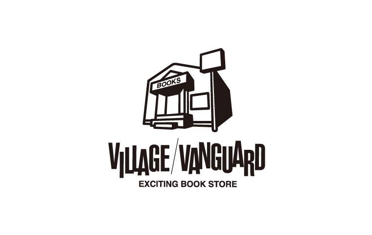 ロゴ:VILLAGE VANGUARD