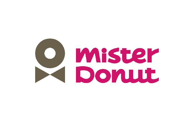 ロゴ:ミスタードーナツ