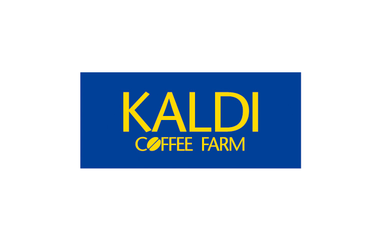 ロゴ:KALDI COFFEE FARM