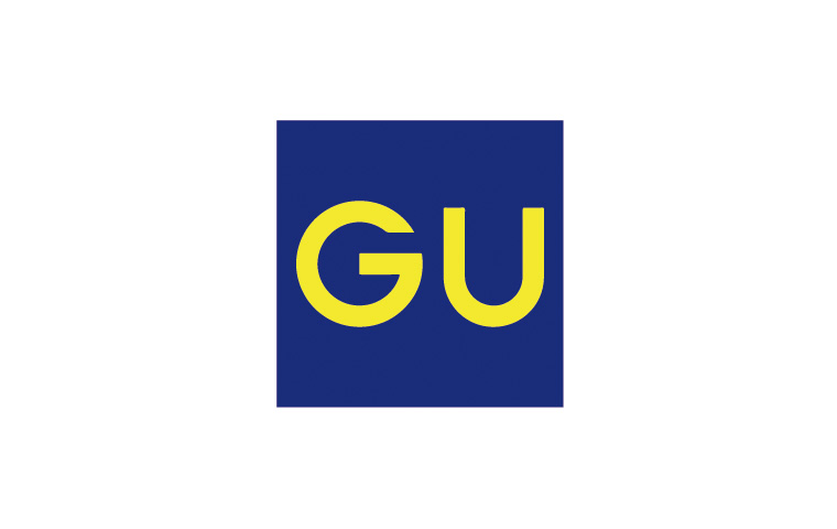 ロゴ:GU