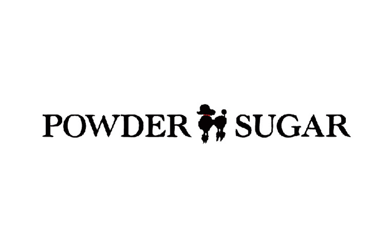 ロゴ:POWDER SUGAR