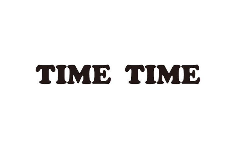 ロゴ:TIME TIME