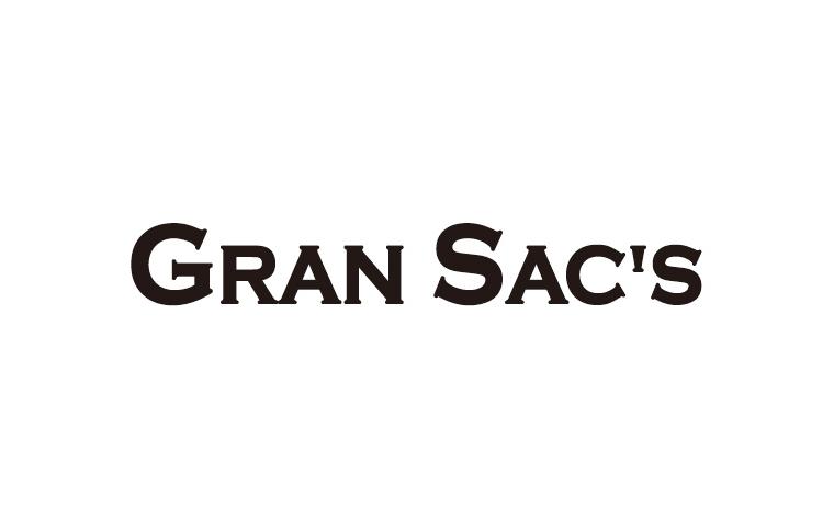 ロゴ:GRAN SAC'S