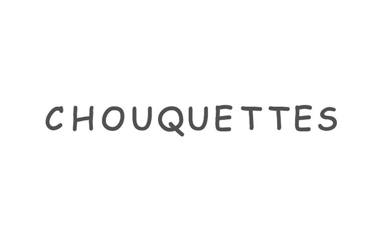 ロゴ:CHOUQUETTES