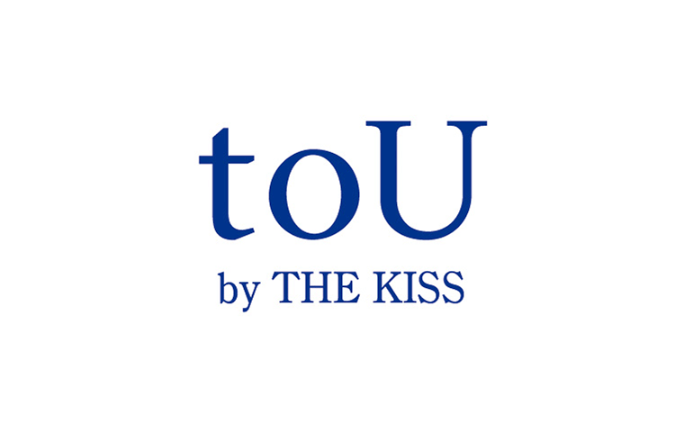 ロゴ:toU by THE KISS