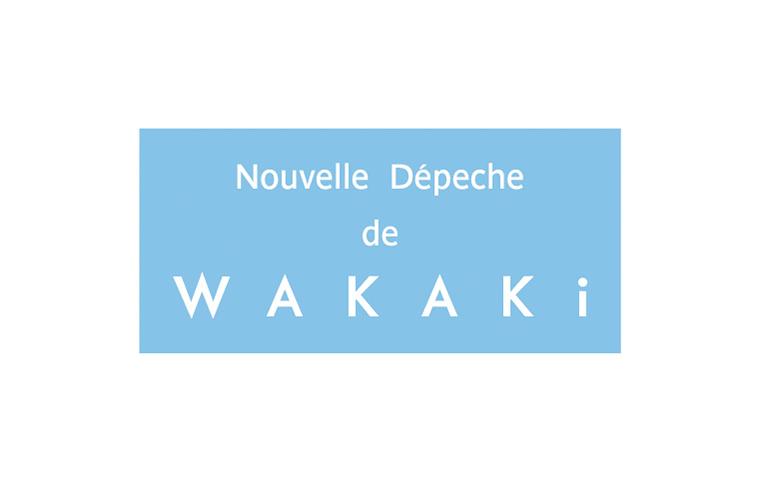 ロゴ:Nouvelle Dépeche de WAKAKi
