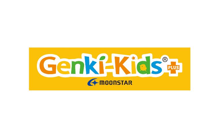 ロゴ:Genki-Kids plus