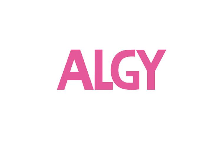 ロゴ:ALGY
