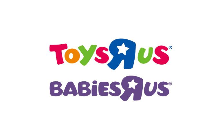ロゴ:ToysRus・BABiESRus
