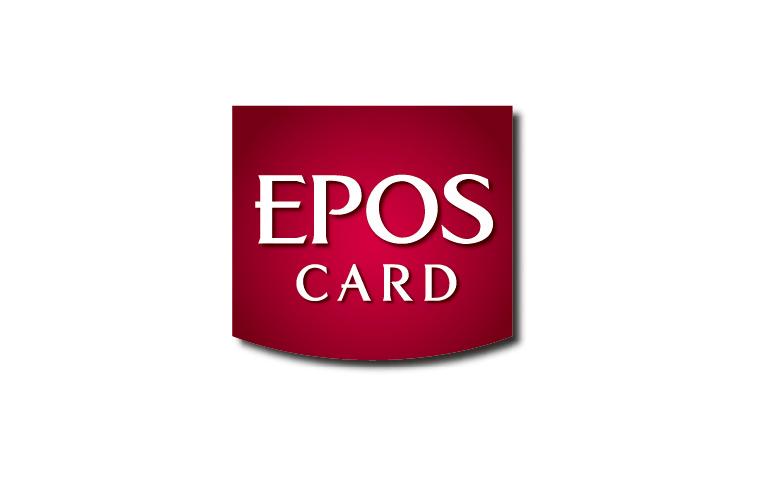 ロゴ:EPOS CARD