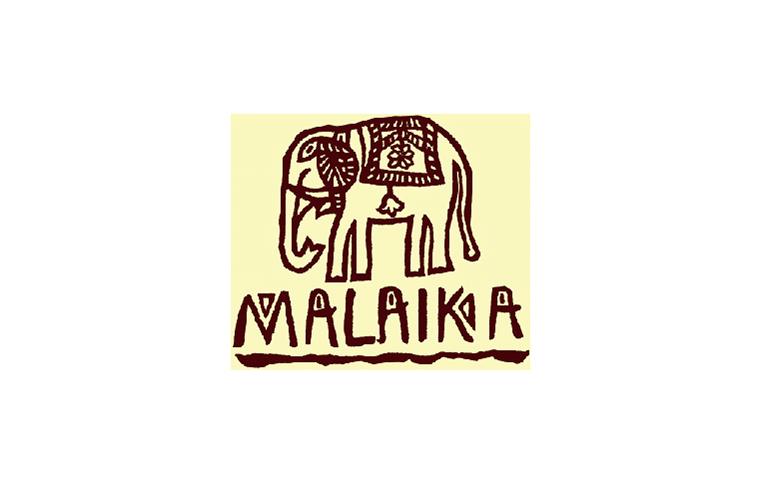 ロゴ:MALAIKA