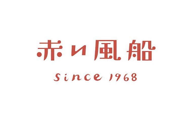 ロゴ:赤い風船