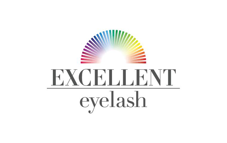 ロゴ:EXCELLENT eyelash