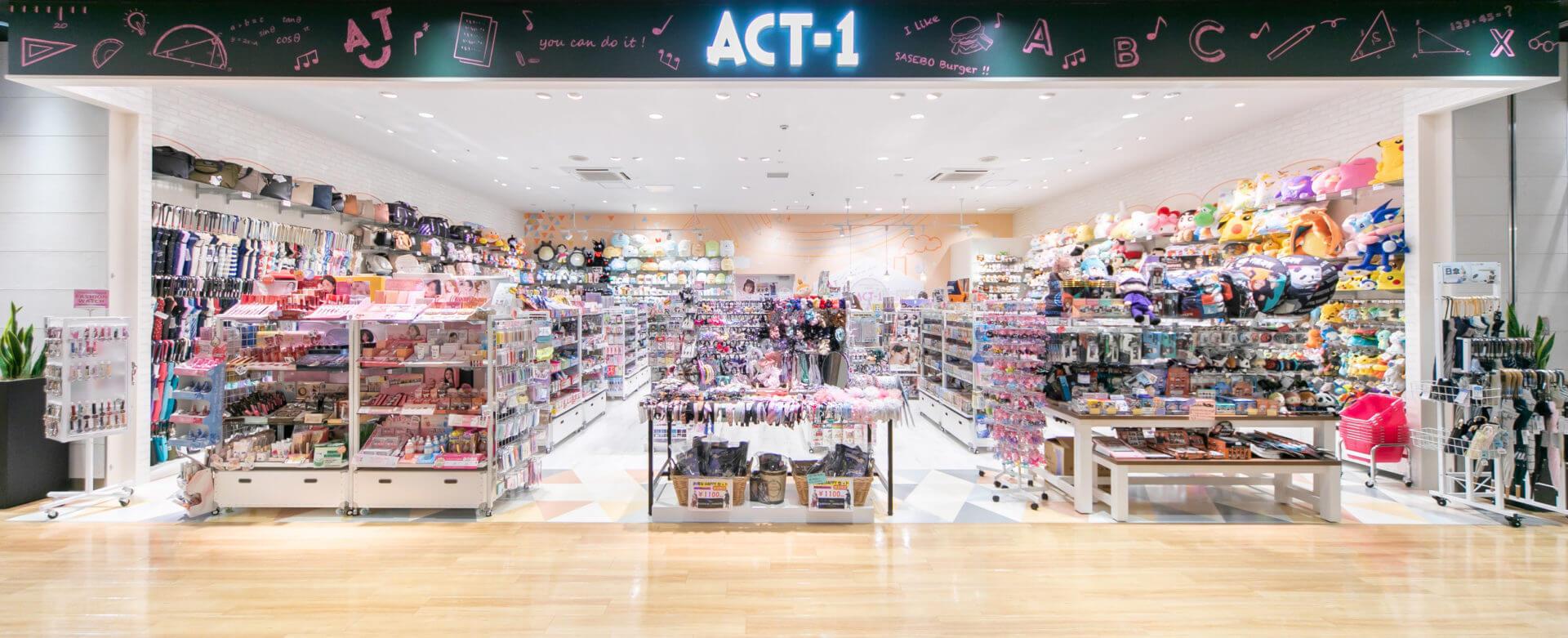 写真:ACT-1