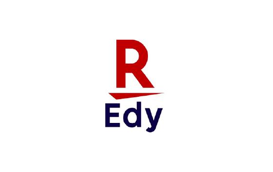 ロゴ:楽天Edy