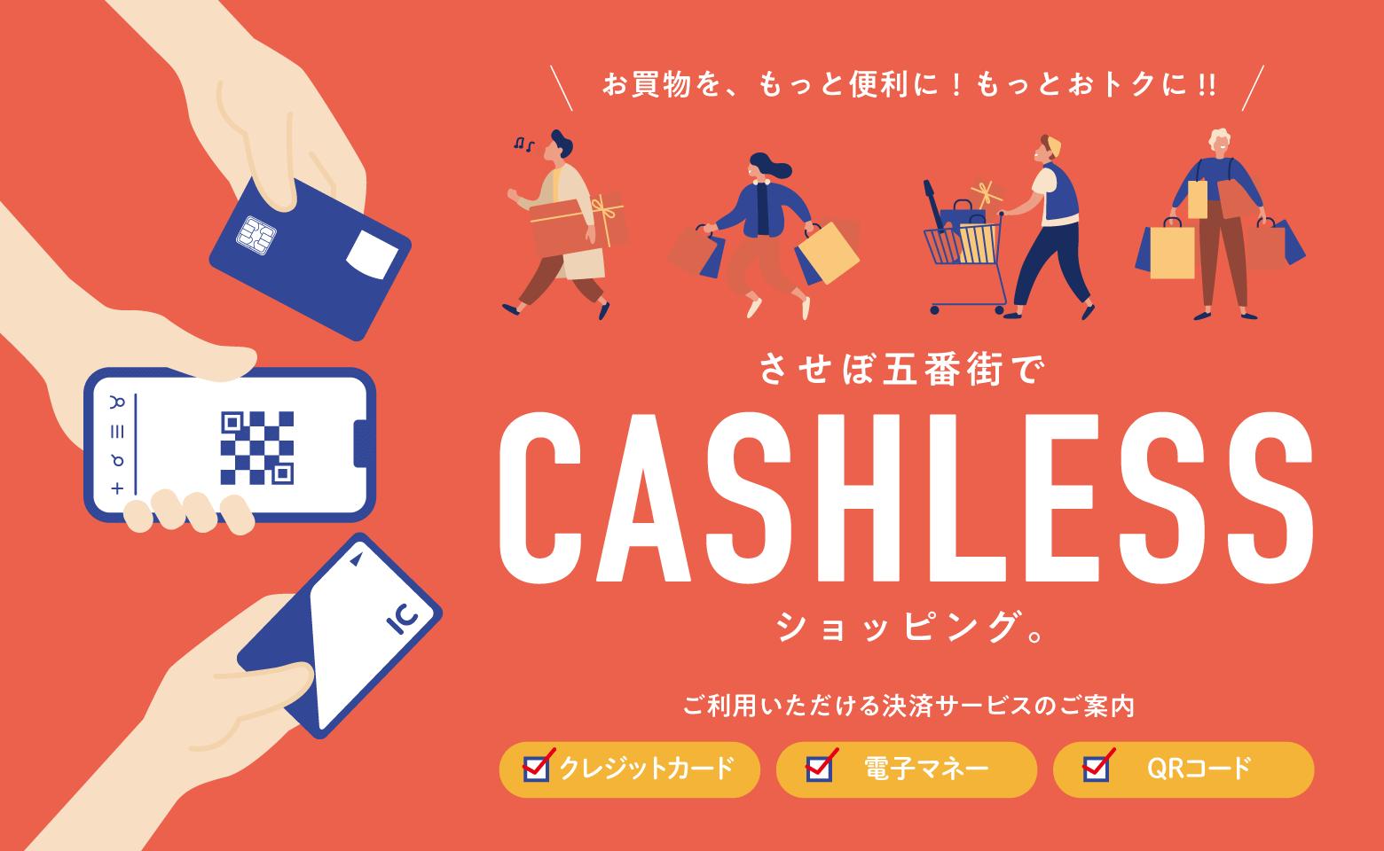 キャッシュレス決済サービス