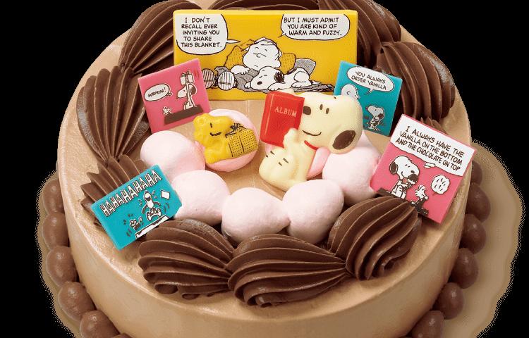 アイキャッチ:新ケーキ!スヌーピーワンダフルデイズ