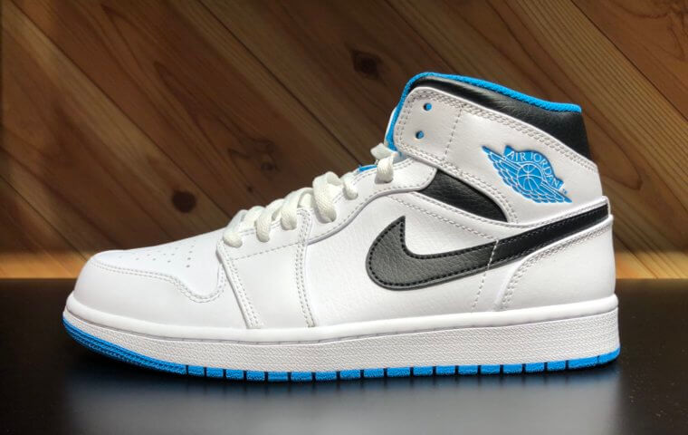 アイキャッチ:NEW ~『NIKE AIR JORDAN 1 MID』~}