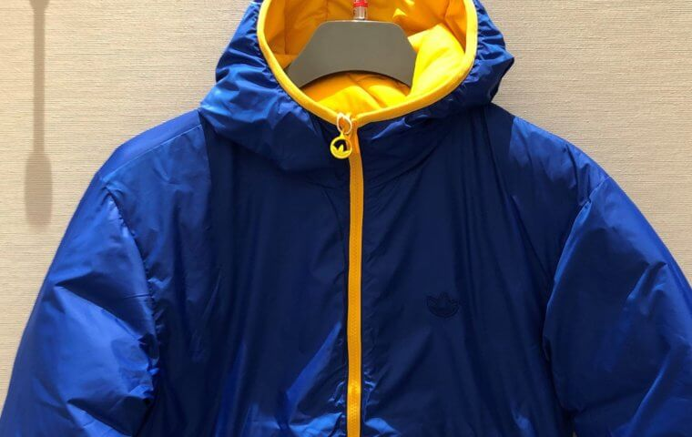 アイキャッチ:NEW ~『adidas M LW DOWN JACKET』~}
