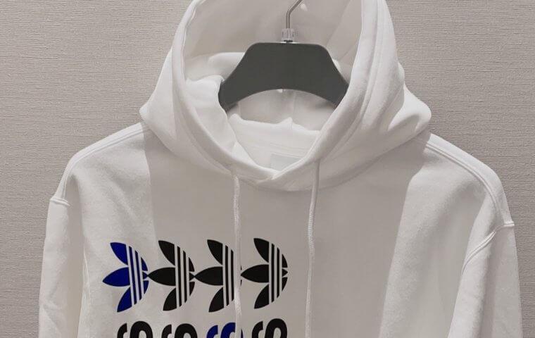 アイキャッチ:NEW ~『adidas M FORUM HOODIE』~}