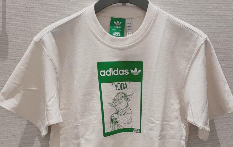 アイキャッチ:NEW ~『adidas M YODA(HULK/MIKE/KERMIT) TEE』~}
