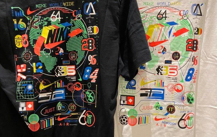 アイキャッチ:staff recommend ~『 NIKE Tシャツ 』~}