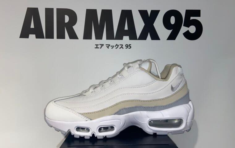 アイキャッチ:new ~『 NIKE W AIR MAX 95 』~}