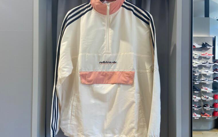 アイキャッチ:NEW ~『 adidas  メンズジャケット 』~}