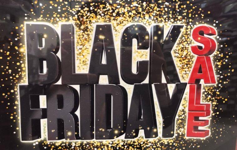 アイキャッチ:~BLACK FRIDAY SALE!!!~}