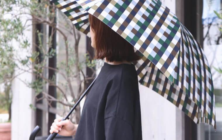 アイキャッチ:頼りになる、雨の日の相棒}